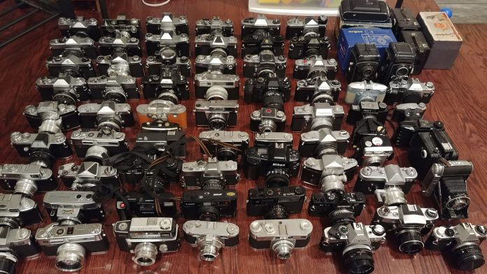 The lessons from owning too many cameras